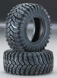 HPI Maxxis Trepador (Stock Blitz tyres)