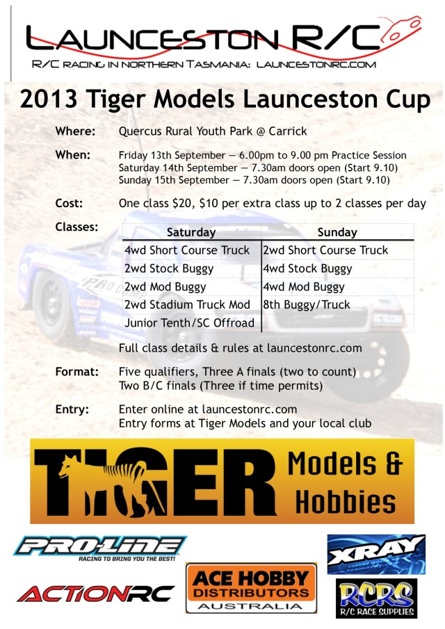 launceston cup 2013 poster2