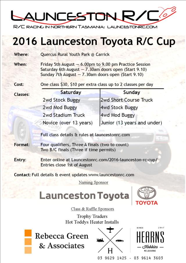 launceston cup 2016 poster3